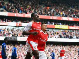 Está relançada a luta pelo quinto posto na Premier League. EFE/EPA