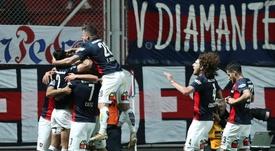 San Lorenzo podría verse reforzado con Gabriel Gudiño. EFE