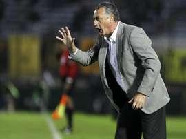 Gustavo Alfaro no se irá a Colombia. EFE/Archivo