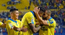 Mateo García vuelve a Las Palmas. EFE/Archivo