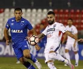 El conjunto paraguayo se hizo con una importante victoria. EFE