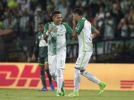 Giovanni Moreno regresaría a Nacional a principios del año 2018. EFE/Archivo
