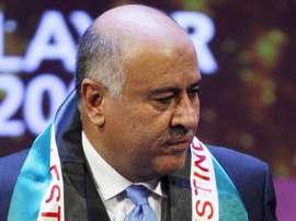 Palestina peleará a brazo partido por ser reconocida por la FIFA. EFE/Archivo