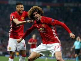 El Manchester United ha apuntado el nombre de un jugador argentino en su agenda. EFE