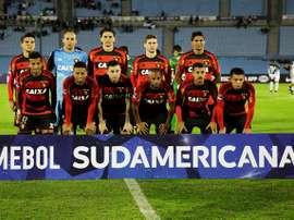 Sport Recife ha anunciado una nueva incorporación. EFE/Archivo