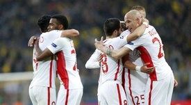Monaco encaminha título francês. EFE