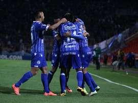 Godoy Cruz venció a Boca por 2-3. EFE/Archivo