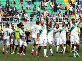 La Sampdoria quiere 'pescar' en el Sassuolo. EFE/Archivo