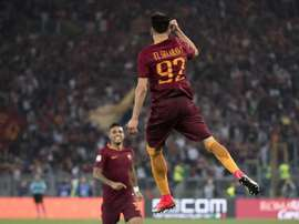 A Roma bateu o Chievo por 3-5 na 37ª rodada do campeonato italiano. EFE/EPA