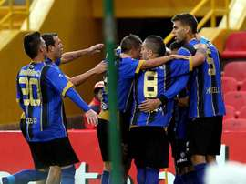 Mineros de Guayana se mete en la final por penaltis. EFE