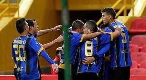 Así se decidió la Copa en Venezuela. EFE/Archivo