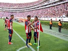 Salcido repasó el momento por el que atraviesa Chivas. EFE