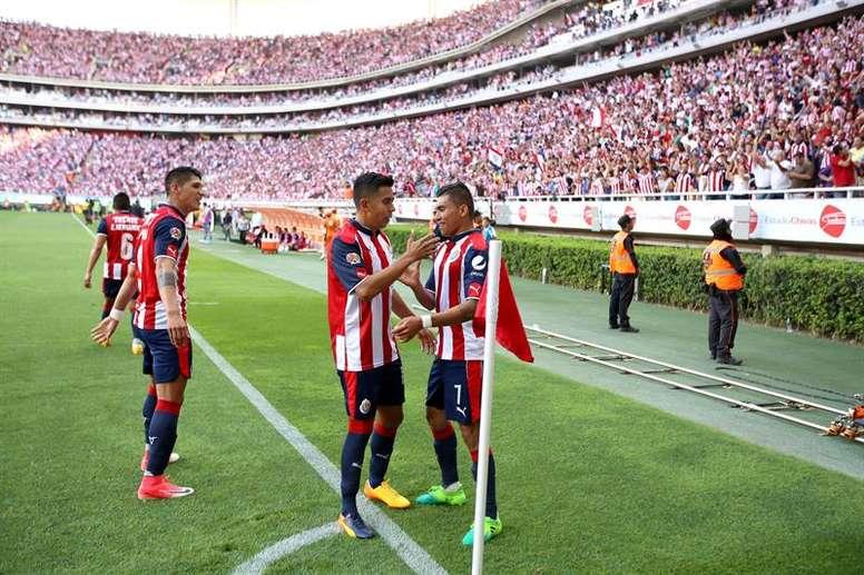 Chivas no saldrá a especular ante Toluca. EFE