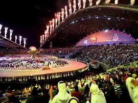 El estadio Khalifa International de Doha ha sido reformado para el Mundial 2022. EFE/Archivo