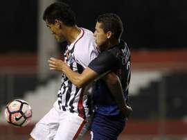 Intrascendente empate en la Copa Libertadores. EFE