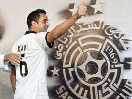 El ex del Barcelona jugará la final de la Copa Emir en el Estadio Internacional Khalifa. EFE/Archivo