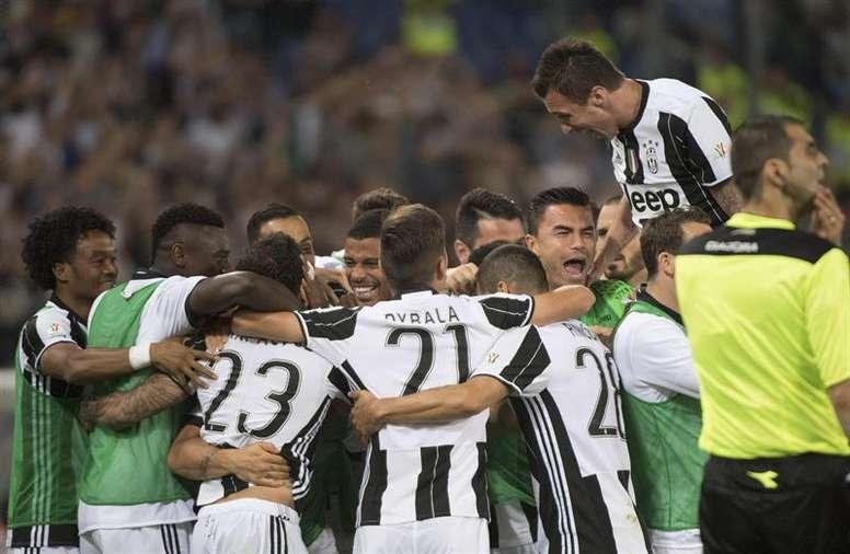 La Juventus podría vender a Alberto Cerri al Génova por 15 millones de euros. EFE