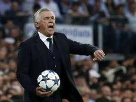Ancelotti prefere ceder Gnabry. EFE