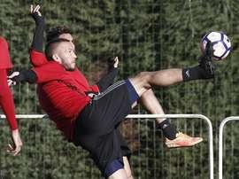 Digard, qui a joué en Liga, pourrait retourner en France. EFE