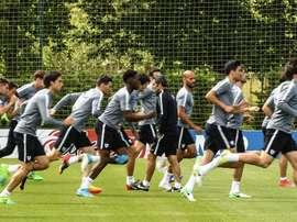 Valverde pourrait signer certains joueurs de l'Athletic. EFE