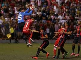 Real Estelí golea y se mete en la final. EFE