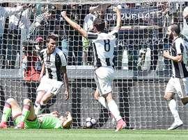 La Juve podría reforzar su equipo con Hamed Junior Traoré. EFE
