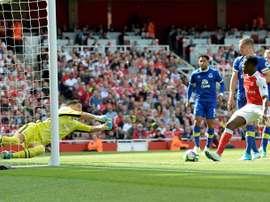 El Everton está interesado en David Brooks. EFE/EPA