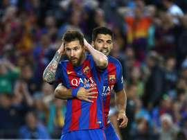 Em Rosario Central não querem Messi nem dado. EFE
