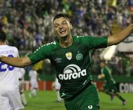El Nantes quiere traer a Europa a uno de los jugadores más destacados de Chapecoense. EFE