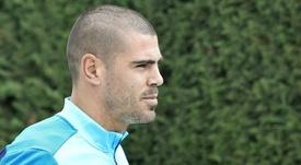Valdés suena para dirigir al filial del Leganés. EFE