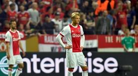 Dolberg no jugará en el Hoffenheim. EFE