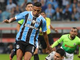 El conjunto brasileño se llevó los tres puntos ante Zamora. EFE/Archivo