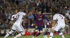 VIDÉO : quand Messi humiliait Jérome Boateng. EFE