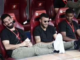 West Ham pourrait recruter Marlon. EFE