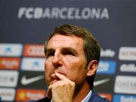 Barça terminou com as especulações em torno da contratação de Seri, EFE