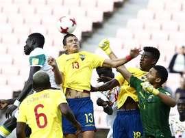 Ecuador y Honduras no pasan el corte para los octavos de final. EFE