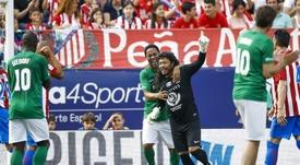 Higuita elogió a Ronaldinho. EFE