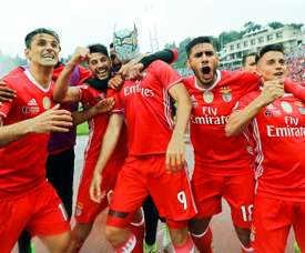 Doblete para el Benfica tras ganar la final de Copa. EFE