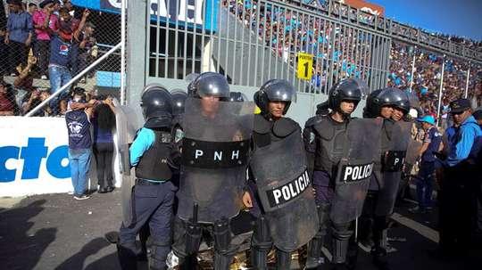 Lamentables hechos acontecidos en Honduras. EFE