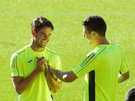 Pato aurait pu être un joueur du Real. AFP