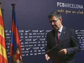 Barcelone évince quatre de ses joueurs pour la saison prochaine. EFE