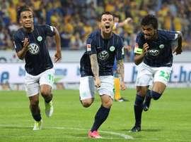 Didavi é o autor do único gol até agora. EFE