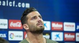 Musacchio, más cerca de seguir en Italia que de volver al Villarreal. EFE