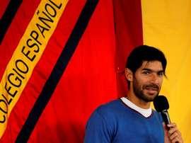Abreu a trouvé un club, le 26ème de sa carrière. EFE