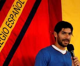 Abreu ya tiene un nuevo equipo, el club número 26 en toda su carrera. EFE/Archivo