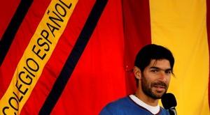 Aos 42 anos, Loco Abreu assina com 29º time da carreira. EFE/Arquivo