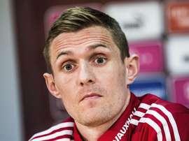 Fletcher pourrait revenir à Manchester United. EFE