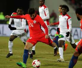 Chile se deshizo de Burkina Faso con un 3-0. EFE