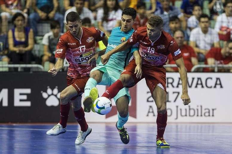 Guadalajara acogerá la Supercopa de España. EFE