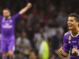 Cristiano Ronaldo habría sido rechazado por Unión Huaral. EFE/EPA